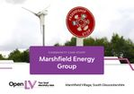 Marshfield Energy Group