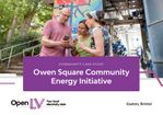 Owen Square Community Energy Initiative
