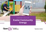 Exeter Community Energy