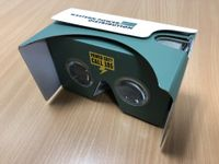 Cardboard VR viewer WPD